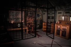 Egy szabadulószoba hangulata a helyszínen múlik
