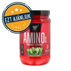 Az aminosavak és BCAA-k Amino X