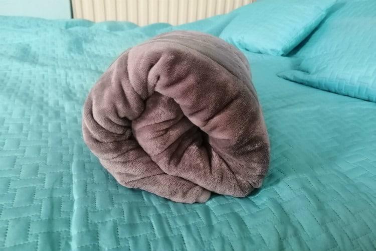 Felülvizsgálat és tapasztalat a Dormeo anti-stressz takaróval