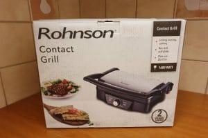 Rohnson R-2115 elektromos grill