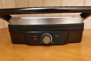 Rohnson R-2115 kontakt grill ellenőrzés