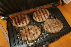 Rohnson R-2115 kontakt grill roston sütés