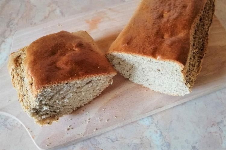 Ketomix gluténmentes kenyér