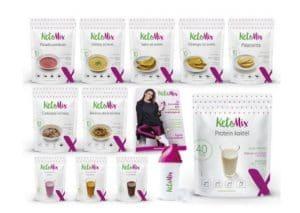 Ketomix diéta három hétig