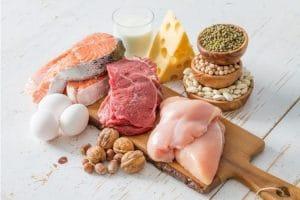 20 magas fehérjetartalmú étel
