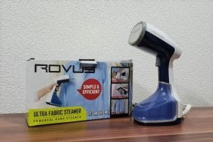 tapasztalatok Rovus textilgőzölő
