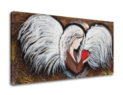 ANGYAL kép vásznon