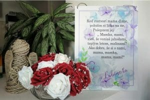 Táblázat az INSPIO anyák napjára