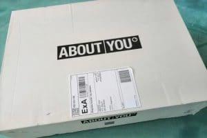Aboutyou csomagolás