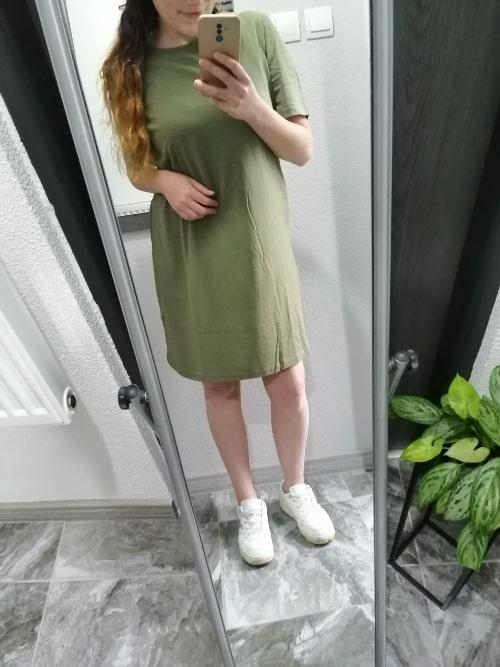 ruha a Bonprix élményből