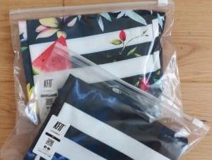 Klotinkfit csomagolás